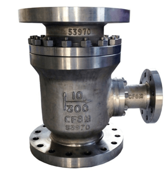 Automatic Recycling Valve